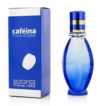 Cafe Cafe Cafeina Pour Homme Eau De Toilette Spray  50ml/1.7oz