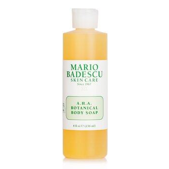 Mario Badescu A.H.A. Botanical Body Soap - For All Skin Types  236ml/8oz