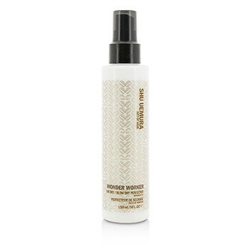 Shu Uemura Wonder Worker Air Dry/ Blow Dry Perfector  150ml/5oz
