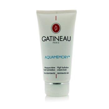 Gatineau Aquamemory High Hydration Cream-Mask - For Dehydrated Skin  75ml/2.5oz