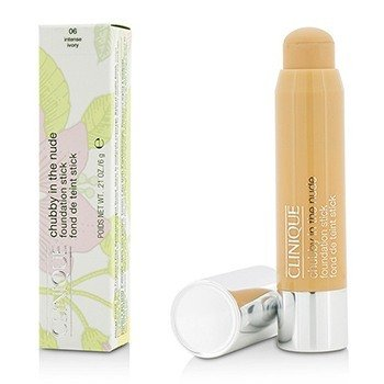 Clinique Chubby In The Nude Foundation Stick - # 06 Intense Ivory  6g/0.21oz