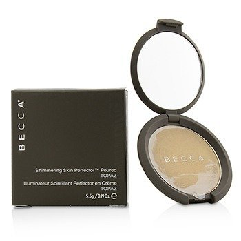 Becca Shimmering Skin Perfector Poured Creme - Topaz  5.5g/0.19oz