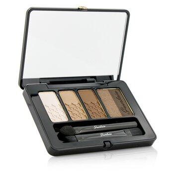 Guerlain 5 Couleurs Eyeshadow Palette - # 02 Tonka Imperiale  6g/0.21oz