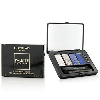 Guerlain 5 Couleurs Eyeshadow Palette - # 05 Apres L'Ondee  6g/0.21oz