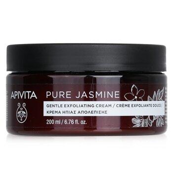 Apivita Pure Jasmine Gentle Exfoliating Cream  200ml/7.13oz