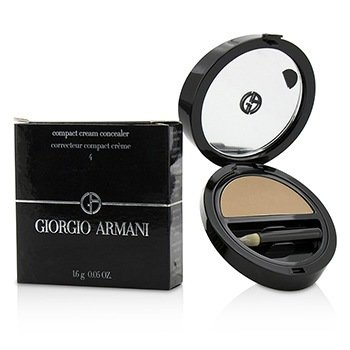 Giorgio Armani Compact Cream Concealer - # 4  1.6g/0.05oz
