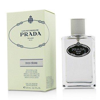 Prada Les Infusions Iris Cedre Eau De Parfum Spray  100ml/3.4oz