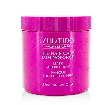 Shiseido The Hair Care Luminoforce Mask (Colored Hair)  660ml/23oz