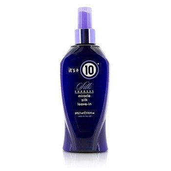 It's A 10 Silk Express Miracle Silk Leave-In  295.7ml/10oz