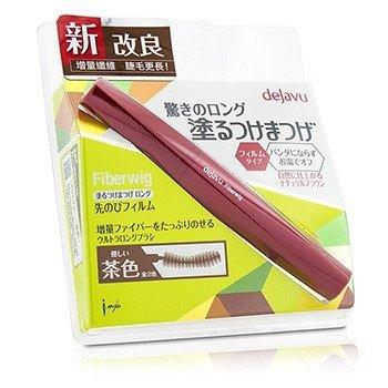 Dejavu Fiberwig Ultra Long Mascara - Natural Brown  7.2g/0.25oz