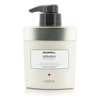 Goldwell Kerasilk Reconstruct Intensive Repair Treatment (For Stressed and Damaged Hair)  500ml/16.9oz