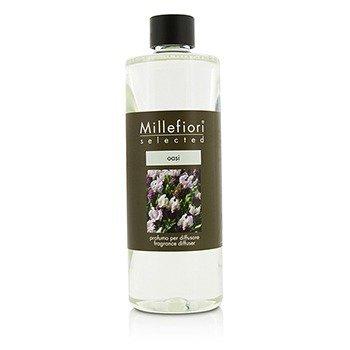 Millefiori Selected Fragrance Diffuser Refill - Oasi  500ml/16.9oz