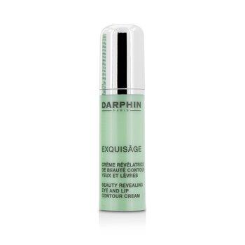 Darphin Exquisage Beauty Revealing Eye And Lip Contour Cream  15ml/0.5oz