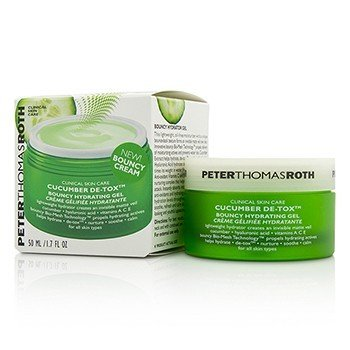 Peter Thomas Roth Cucumber De-Tox Bouncy Hydrating Gel  50ml/1.7oz