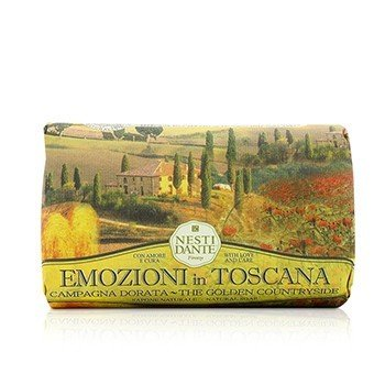 Nesti Dante Emozioni In Toscana Natural Soap - The Golden Countryside  250g/8.8oz