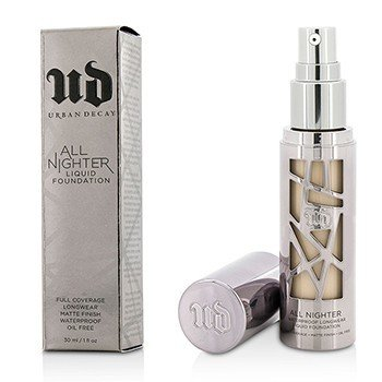 Urban Decay All Nighter Liquid Foundation - # 2.0  30ml/1oz
