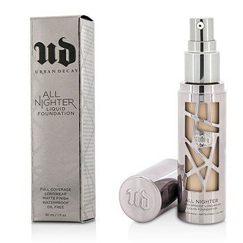 Urban Decay All Nighter Liquid Foundation - # 3.5  30ml/1oz