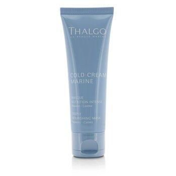 Thalgo Cold Cream Marine Deeply Nourishing Mask - For Dry, Sensitive Skin  50ml/1.69oz