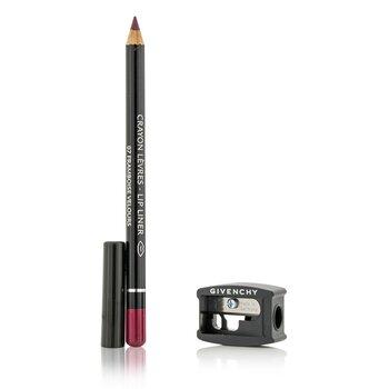 Givenchy Lip Liner (With Sharpener) - # 07 Framboise Velours  1.1g/0.03oz