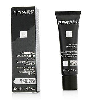 Dermablend Blurring Mousee Camo Oil Free Foundation SPF 25 (Medium Coverage) - #20N Fwan  30ml/1oz