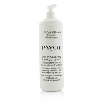 Payot Les Demaquillantes Lait Micellaire Demaquillant Comforting Moisturising Cleansing Micellar Milk (Salon Size)  1000ml/33.8oz