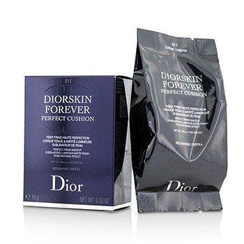 Christian Dior Diorskin Forever Perfect Cushion SPF 35 Refill - # 011 Cream  15g/0.52oz