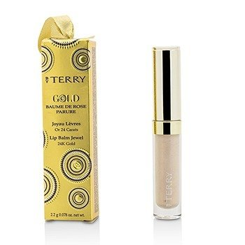 By Terry Baume De Rose Parure Lip Balm Jewel  2.2g/0.078g