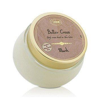 Sabon Butter Cream - Musk  200ml/7oz