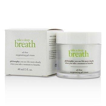 Philosophy Take A Deep Breath Oil-Free Oxygenating Gel Cream  60ml/2oz