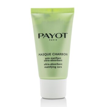Payot Pate Grise Masque Charbon - Ultra-Absorbent Mattifying Care  50ml/1.6oz