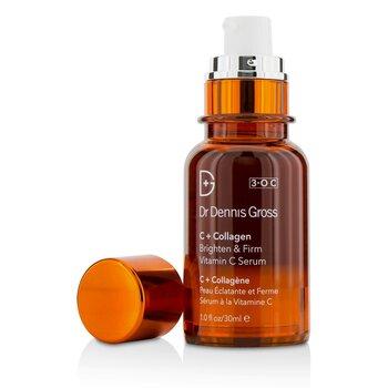 Dr Dennis Gross C + Collagen Brighten & Firm Vitamin C Serum  30ml/1oz