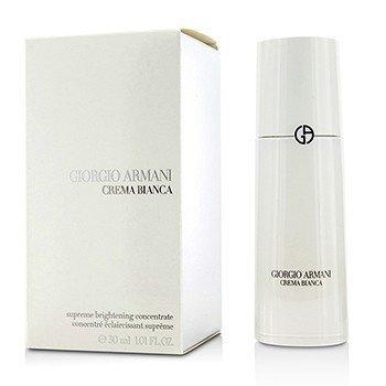 Giorgio Armani Crema Bianca Supreme Brightening Concentrate  30ml/1.01oz