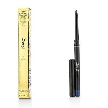 Yves Saint Laurent Dessin Du Regard Waterproof Stylo Long Wear Precise Eyeliner - # 3 Bleu Addiction  0.35g/0.01oz