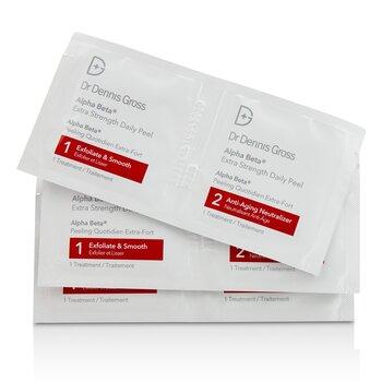 Dr Dennis Gross Alpha Beta Extra Strength Daily Peel  60 Treatments