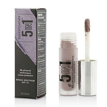 BareMinerals BareMinerals 5 In 1 BB Advanced Performance Cream Eyeshadow Primer SPF 15 - Exotic Lilac  3ml/0.1oz
