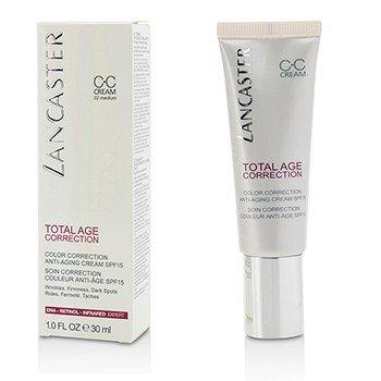Lancaster Total Age Correction Color Correction Anti-Aging Cream SPF15 - #02 Medium  30ml/1oz