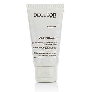 Decleor Aurabsolu Intense Glow Awakening Cream - For Tired Skin - Salon Product  50ml/1.7oz