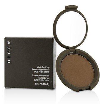 Becca Multi Tasking Perfecting Powder - # Deep Bronze  5.66g/0.2oz