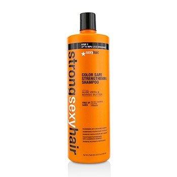 Sexy Hair Concepts Strong Sexy Hair Strengthening Nourishing Anti-Breakage Shampoo  1000ml/33.8oz
