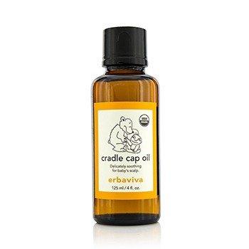 Erbaviva Cradle Cap Oil  125ml/4oz