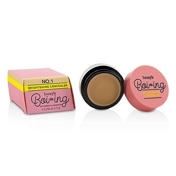 Benefit Boi ing Brightening Concealer - # 01 (Light)  4.4g/0.15oz