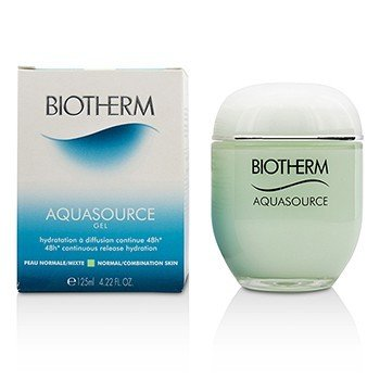 Biotherm Aquasource 48H Continuous Release Hydration Gel (Normal/Combination Skin)  125ml/4.22oz