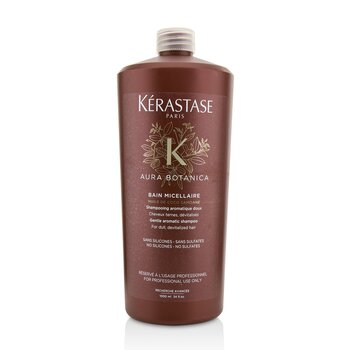 Kerastase Aura Botanica Bain Micellaire Gentle Aromatic Shampoo (For Dull, Devitalized Hair)  1000ml/34oz