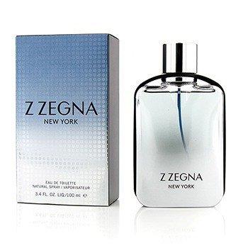 Ermenegildo Zegna Z Zegna New York Eau De Toilette Spray  100ml/3.3oz