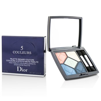 Christian Dior 5 Couleurs High Fidelity Colors & Effects Eyeshadow Palette - # 357 Electrify  7g/0.24oz