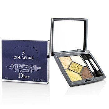 Christian Dior 5 Couleurs High Fidelity Colors & Effects Eyeshadow Palette - # 657 Expose  7g/0.24oz