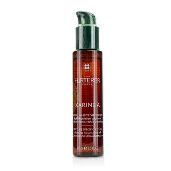Rene Furterer Karinga Ultimate Nourishing Oil  (Frizzy, Curly or Straightened Hair)  100ml/3.38oz
