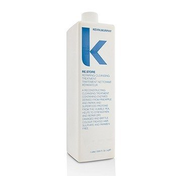 Kevin.Murphy Re.Store (Repairing Cleansing Treatment)  1000ml/33.8oz