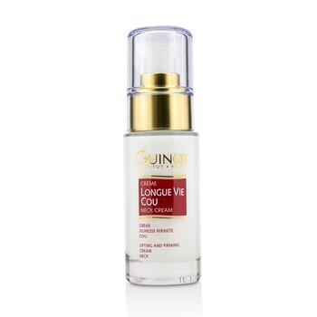 Guinot Longue Vie Cou Lifting And Firming Neck Cream  30ml/0.88oz