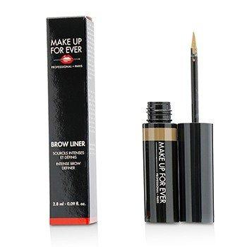 Make Up For Ever Brow Liner Intense Brow Definer - # 10 (Light Blond)  2.8ml/0.09oz
